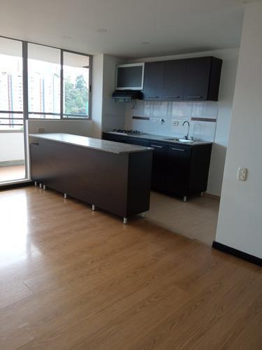 Imagen 1 de 14 de Apartamento En La Mota Con Parqueadero