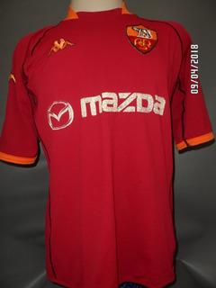 Camisa Da Roma N# 10 Totti
