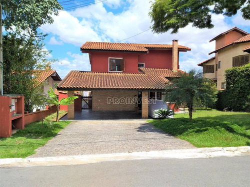 Casa Em Condomínio Na Granja Viana!!! - Ca17680