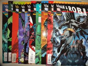 Grandes Astros Batman & Robin 1 A 10 Completa Panini Excele