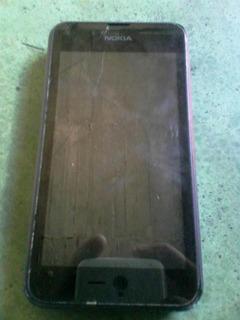 Celular Nokia Lumia (con Detalle)