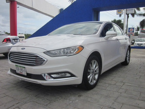 Ford Fusion 2.5 Se Advance At Carflex Cancun
