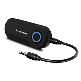 Adaptador De udio Bluetooth Preto