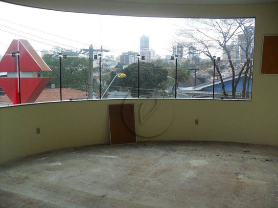 Sala Para Alugar, 100 M² Por R$ 3.400,00/mês - Jardim - Santo André/sp - Sa0655