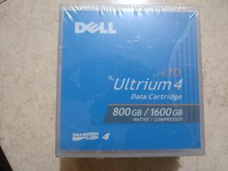 Dell Ltoultrium 4data Cartridge 800/1600gb Native/compressed