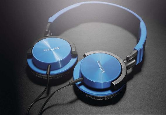 Fone De Ouvido Philips Headphone Shl3000 Dj