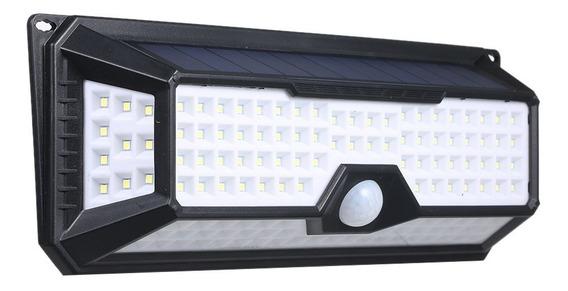 66/136 Levou Luz Solar Pir Sensor De Movimento Da Lampada De