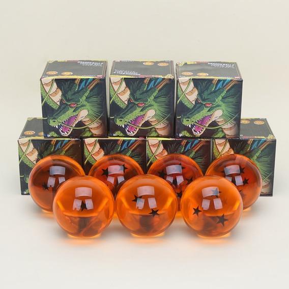 Esfera Do Dragão Tamanho Real 7cm Dragon Ball Z Fotos Reais!