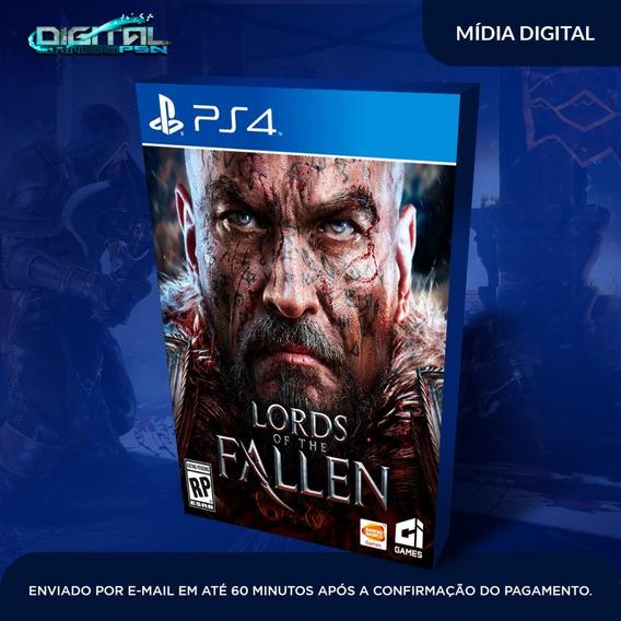 Lords Of The Fallen Ps4 Psn Jogo Digital Envio Em 10 Min!
