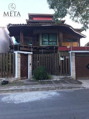 Casa Alto Padrão Riviera Fluminense Com 3 Suítes - Ca0304