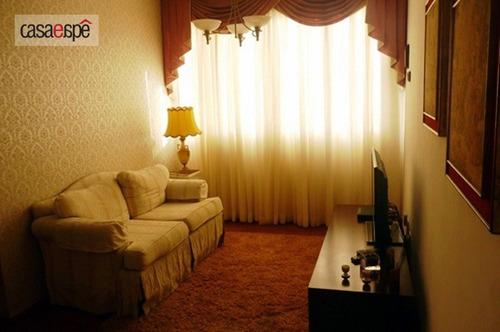 Imagem 1 de 13 de Apartamento - Pompeia - Ref: 554 - V-554