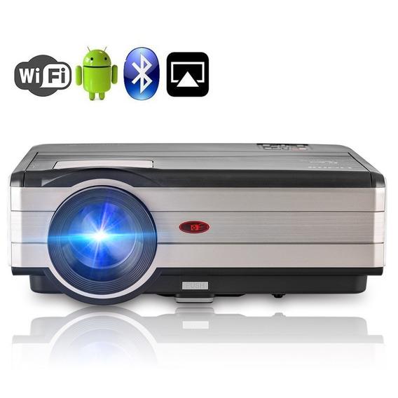 Projetor Caiwei Hdmi Tv Av Usb Full Hd 1080p, 3500 Lumen