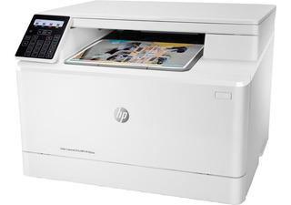 Impresora Multifunción Hp Color Laser Jet M182nw M182