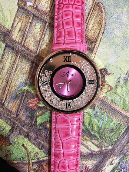 Reloj Dama Gato Caballero Moda