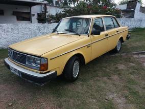 Volvo 240d 6cil. Diesel. Al Dia... Gran Auto. $1800 Patente