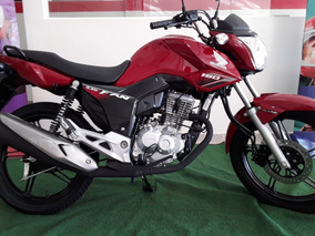 Honda Cg160 Fan Esdi Freios Cbs, Painel Digital, Motor Flex