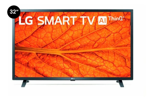 Imagen 1 de 5 de Televisor 32'  LG Hd Lm637b Con Ai  (2021)