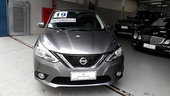 Nissan Sentra 2.0 Sv Flex Aut. 4p 2019