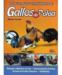 Libro Crianza De Gallos De Pelea