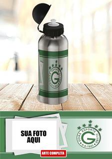 Garrafa Squeeze Time De Futebol Goias Presentão