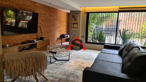 Casa Com 2 Dormitórios À Venda, 200 M² Por R$ 2.500.000,00 - Vila Olímpia - São Paulo/sp - Ca2497