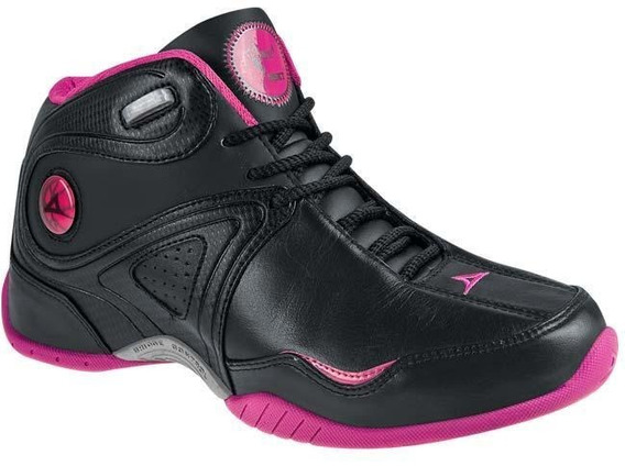 Tenis Mujer Marca Pirma Mod 867negro/rosa