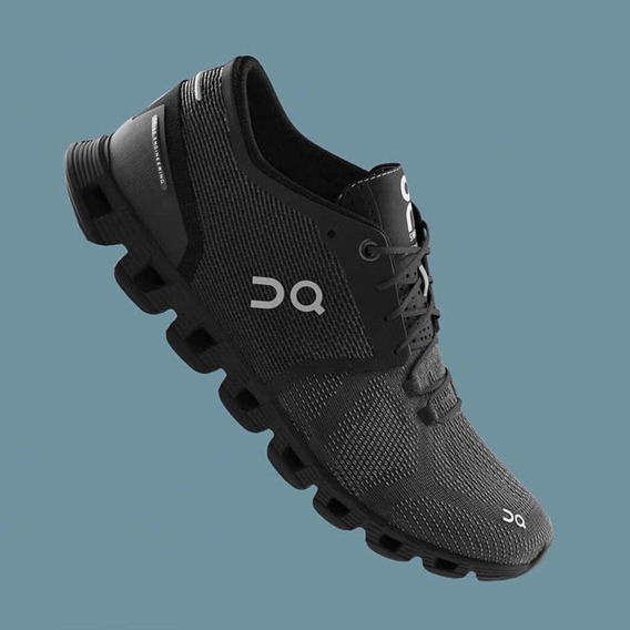 On Running Cloud X Masculino Preto