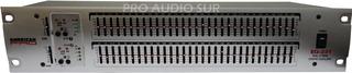 Ecualizador Grafico Eq231 2x31 Bandas Estereo 2 Ch Tecshow