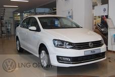 Volkswagen Polo Comfortline Automatico 0 Km 2017 Blanco
