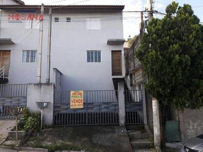 Sobrado Residencial À Venda, Glebas, Franco Da Rocha. - Codigo: So0539 - So0539