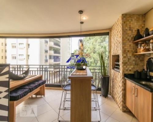 Excelente Apartamento Com 3 Suítes - Terraços Tamboré - Ap01029 - 69337669