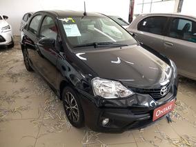 Toyota Etios 1.5 16v Platinum Aut. 4p - Ontake 1768