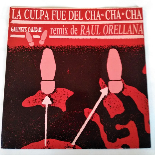Gabinete Caligari La Culpa Fue Del Cha Cha Single 12 España Mercado Libre