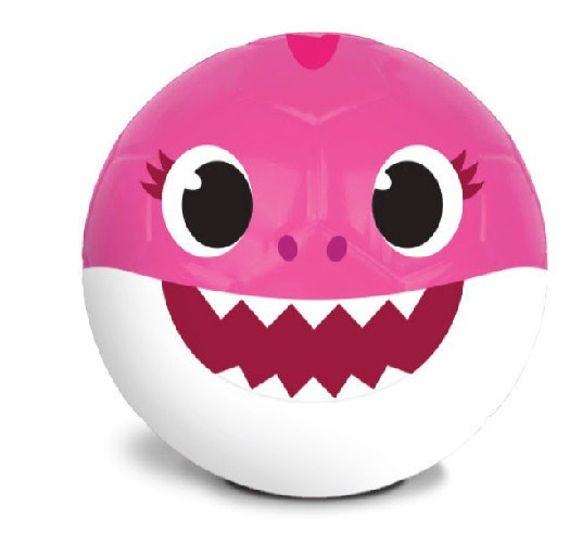 Baby Shark Pelota Super Soft Goma No Necesita Inflado Full