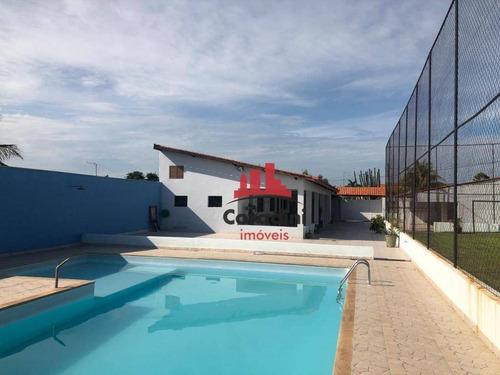 Chácara À Venda, 1250 M² Por R$ 599.000 - Do Porto - Limeira/sp - Ch0086