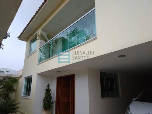 Imagem 1 de 15 de Edinaldo Santos - Casa Com Acabamento De Primeira (ref.:6058) - 6458