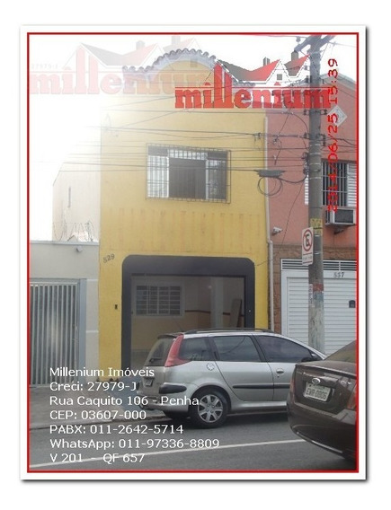 Comercial Para Venda, 0 Dormitórios, Penha De França - São Paulo - 657