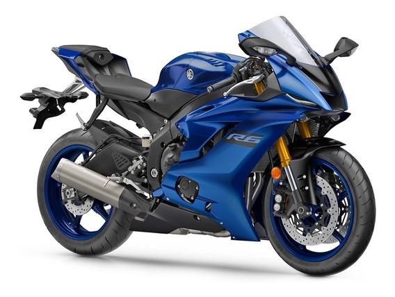Moto Yamaha R6 Modelo 2019