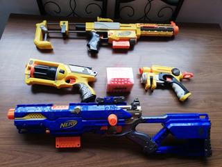 Pistolas De Jueguete
