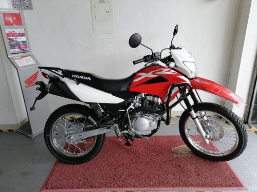 Imagen 1 de 12 de Honda Xr 150 L Cuota Inicial Desde $50.000