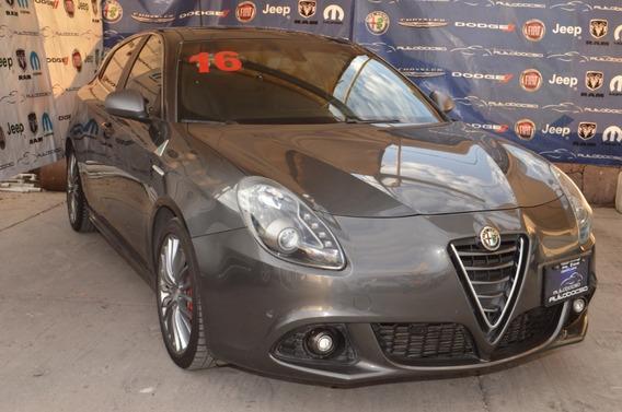 Alfa Romeo Giulietta Quadrifoglio 2016