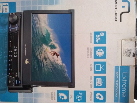 Dvd Player Multilaser Extreme
