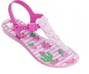 Sandália Hello Kitty Mix Fun Grendene Kids