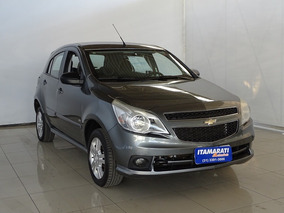 Gm Chevrolet - Agile Ltz 1.4 Flex (8716)