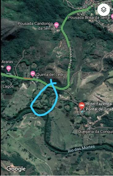 Terreno Com Área De 20mil Mts Quadrados E Lotes Na Candonga