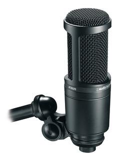 Microfono De Condensador Audiotechnica At2020