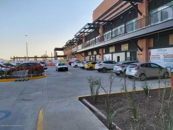 Local Comercial En Renta En El Refugio, Queretaro, Rah-mx-20-205