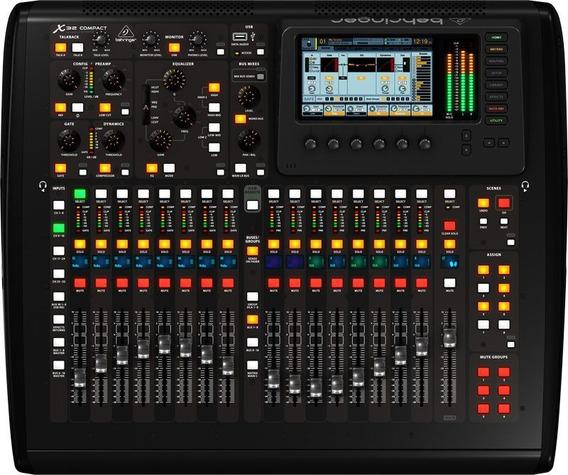 Mesa De Som Digital X32 Compact Behringer