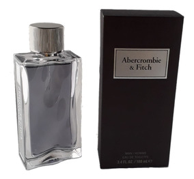 Perfume Abercrombie & Fitch First Instinct Masc 100ml Edt
