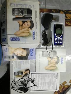 Nokia 8260 En Buen Estado Para Coleccionar(ya No Se Activan)